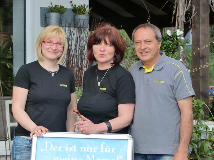 Über uns - Die Firma Blumen Laupitz - Inh. Petra Laupitz